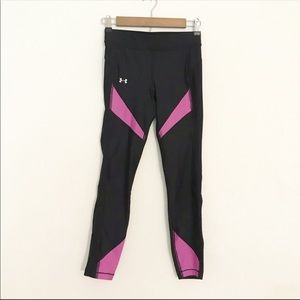 Under Armour Compression Crop leggings Size Small